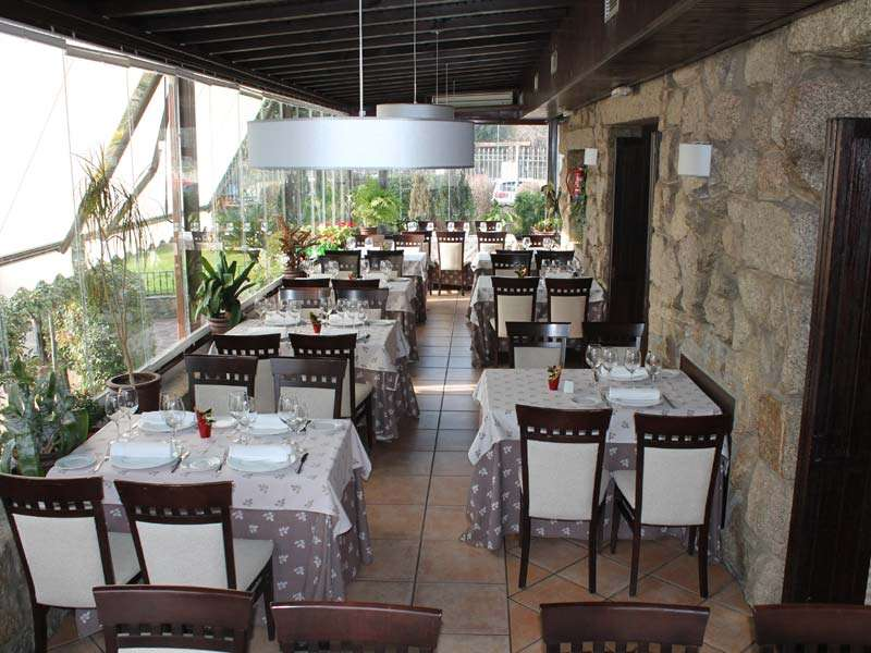 Terraza de cristal del restaurante el pesca - Terraza de cristal ...